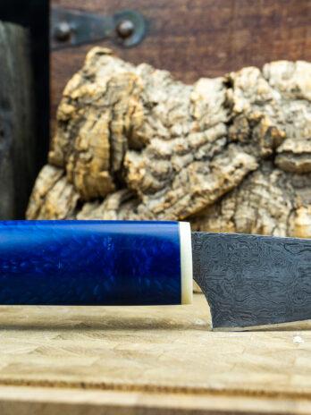 15 Blå kniv