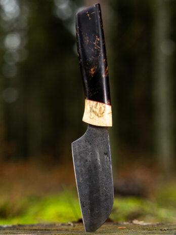 56 Stabiliseret træ og moskusokse pandebrask.