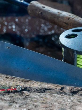 27 Kokkekniv i helstål