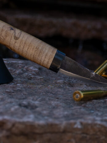 97 Stabiliseret birk og bøffelhorn